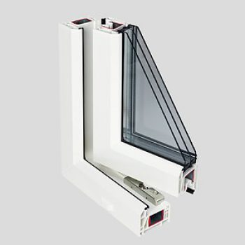 Окна ПВХ — GRAZIO, 5 камер, 70 мм.