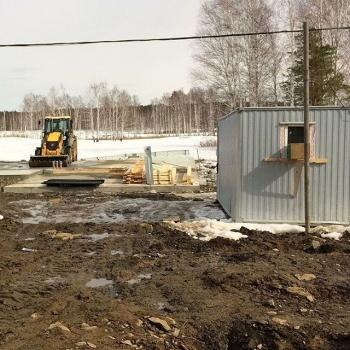 uni245 штаб строительства фахверка развернут