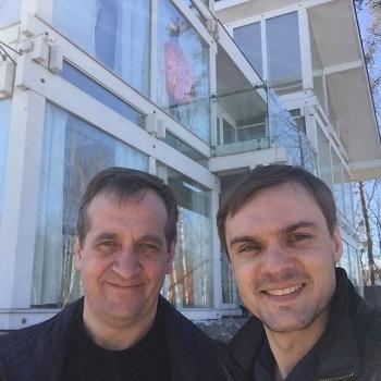 БрауниАрт фахверк деловая встреча с партнером из Мурманска