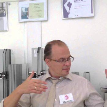 Отзыв о Брауни Арт Михаила Казанцева «Новые технологии бизнес-обучения»